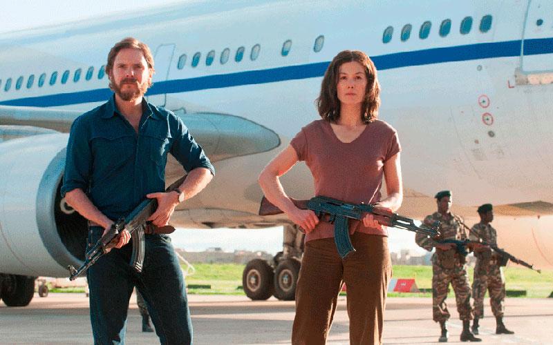 CINE. 7 días en Entebbe