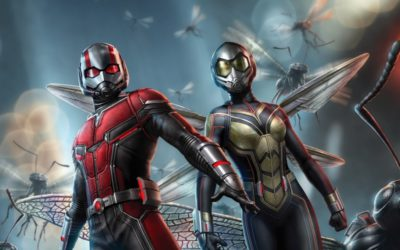 CINEMA – ANT-MAN Y LA AVISPA