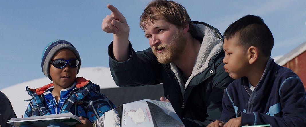 CINEMA – Profesor en Groenlandia