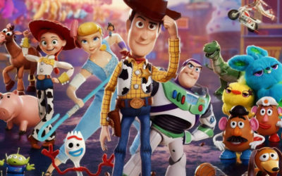CINEMA – TOY STORY 4