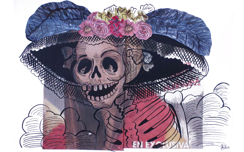 EXPOSICIÓ – Dead Fashion per Ruth González