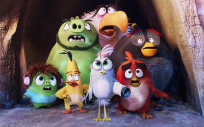 CINEMA – Angry Birds 2